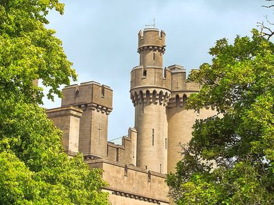 Arundel Castle Download Jigsaw Puzzle