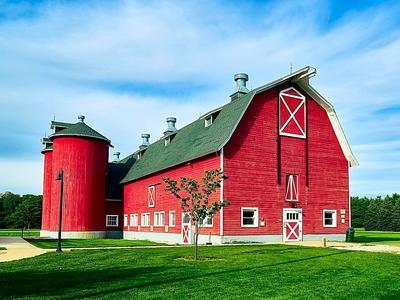 Indiana barn jigsaw puzzle for Barn house indiana