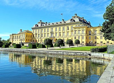 Palace, Stockholm Download Jigsaw Puzzle