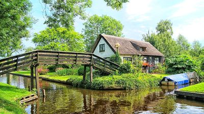Cottage, Holland Download Jigsaw Puzzle