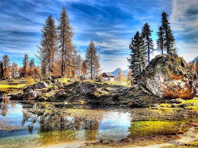 Alpine Panorama Download Jigsaw Puzzle