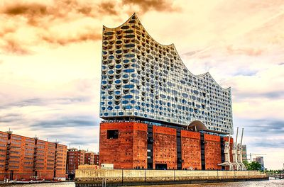 Philharmonic Hall, Hamburg Download Jigsaw Puzzle