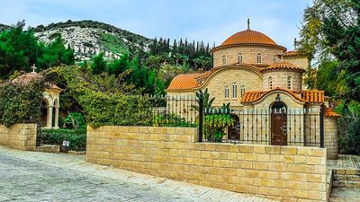 Church, Cyprus Download Jigsaw Puzzle