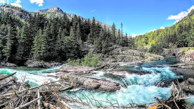Rapids, Montana Download Jigsaw Puzzle