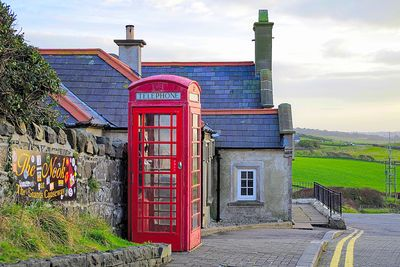 Phone Box, Ireland Download Jigsaw Puzzle