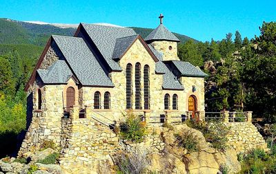 Church On The Rock Download Jigsaw Puzzle