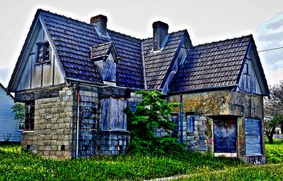 Derelict House Download Jigsaw Puzzle