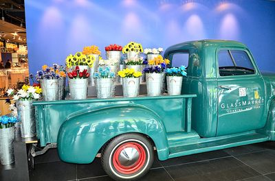 Flower Truck Download Jigsaw Puzzle