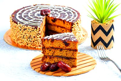 Date Cake Download Jigsaw Puzzle