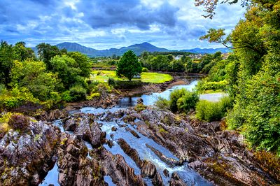 River, Ireland Download Jigsaw Puzzle