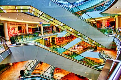 Shopping Center, Germany Download Jigsaw Puzzle