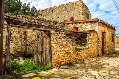 Old House, Vavla Download Jigsaw Puzzle