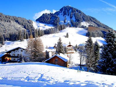 Mountain, Austria Download Jigsaw Puzzle