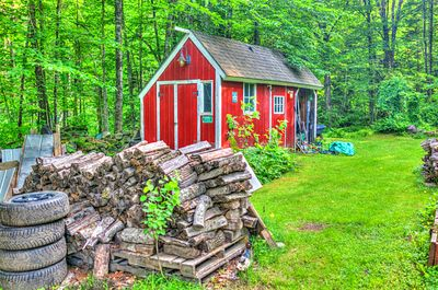 Shed, Vermont Download Jigsaw Puzzle