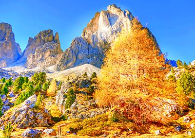 Mountains, Italy Download Jigsaw Puzzle