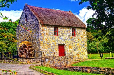 Mill, Ireland Download Jigsaw Puzzle