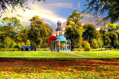 Park, England Download Jigsaw Puzzle